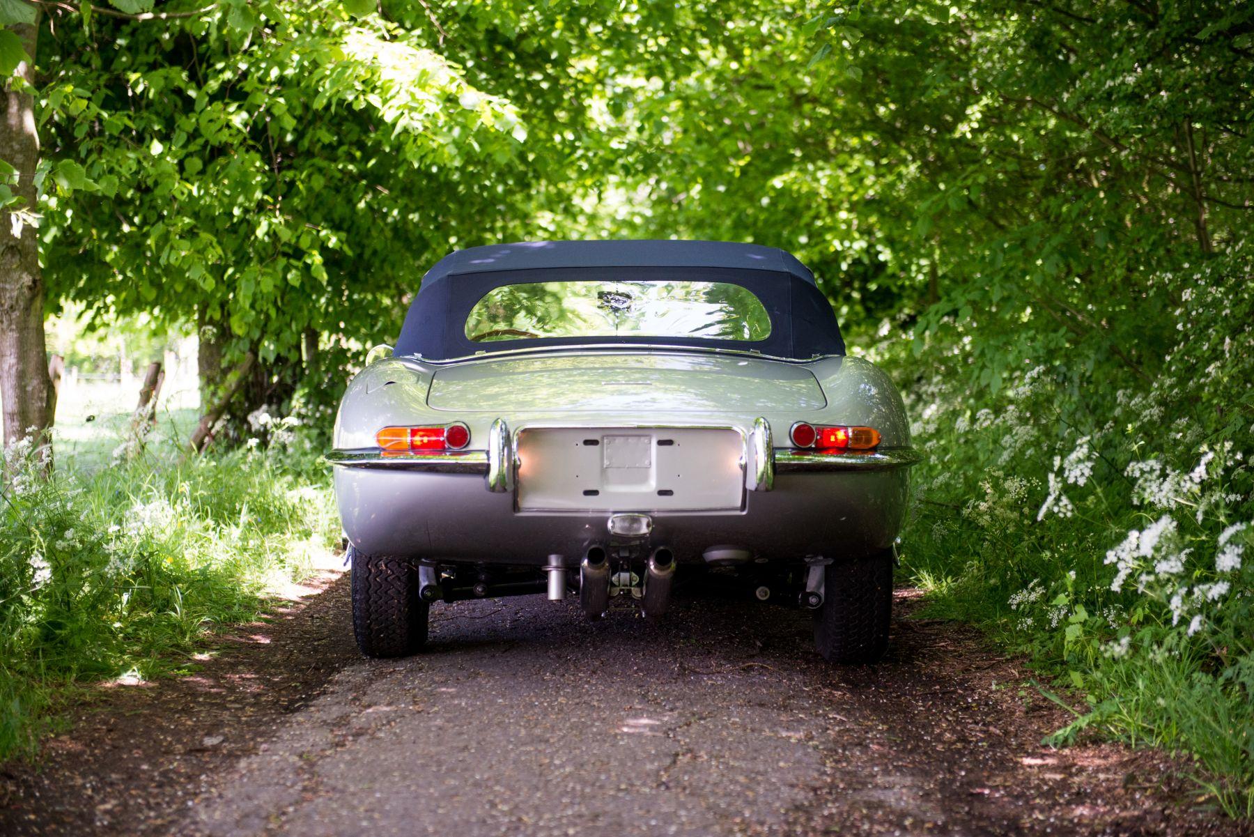 Jaguar E-type 3.8 Open Two Seater 1962