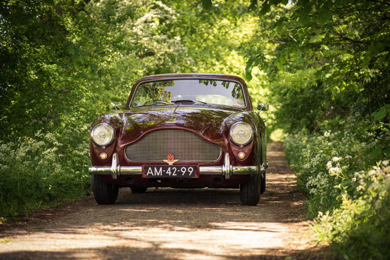 Aston Martin DB MKIII 1958