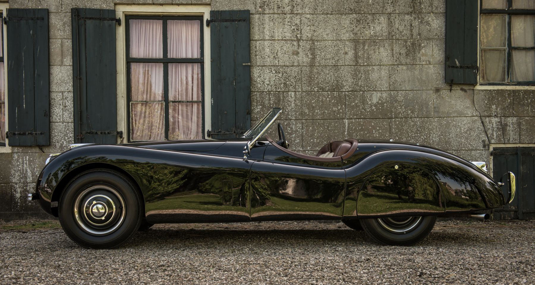 Jaguar XK120 Open Two Seater 1952