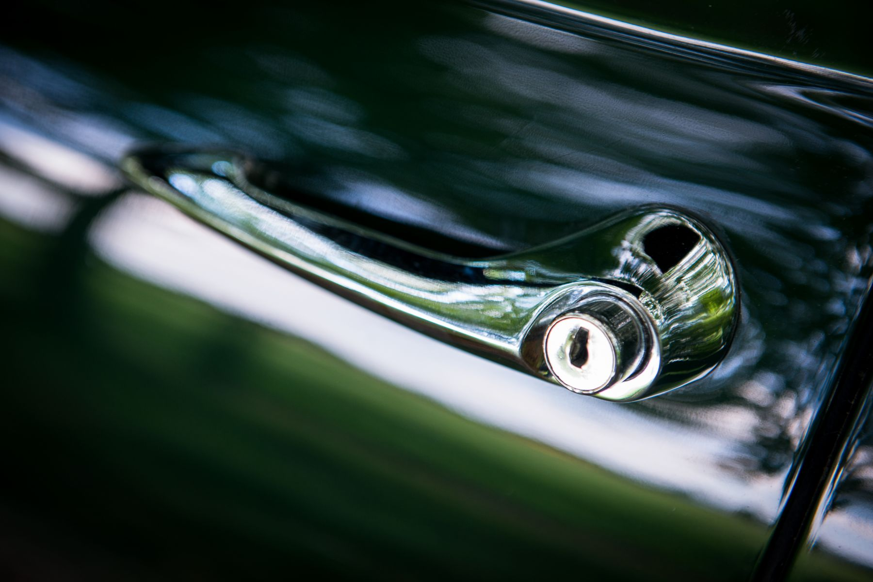 Jaguar E-type 4.2 Fixed Head Coupe 1967