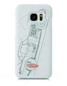 Samsung hoes/cover Jaguar E-Type