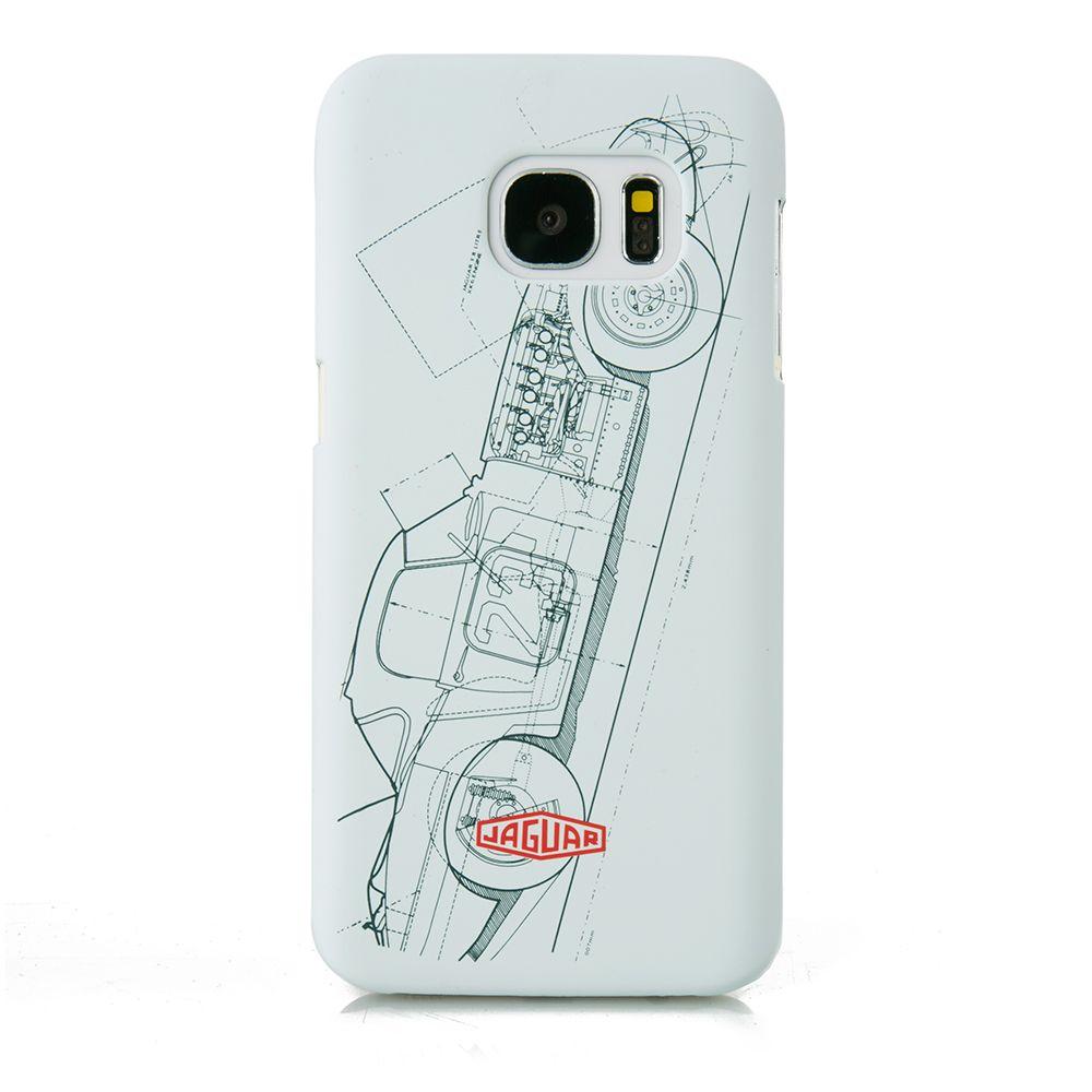 Heritage E-TYPE Samsung telefoonhoes