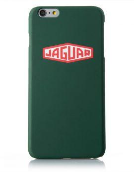 iPhone hoes/cover Jaguar Heritage logo