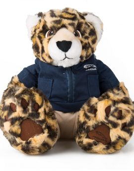Knuffelbeer Cub Jaguar voor kinderen