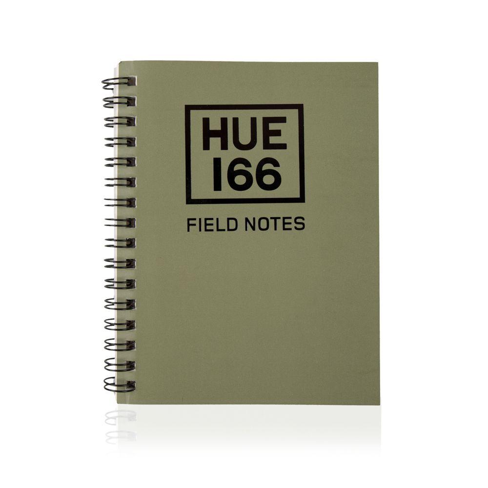 Land Rover HUE Heritage notitieboek