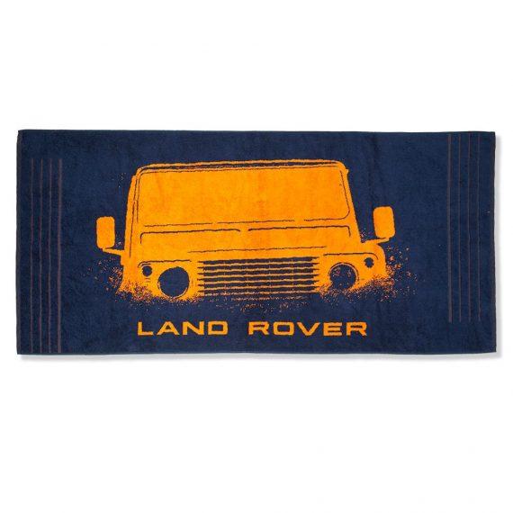 Land Rover Defender Handdoek