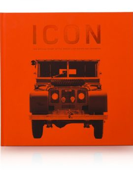 Boek ICON Defender