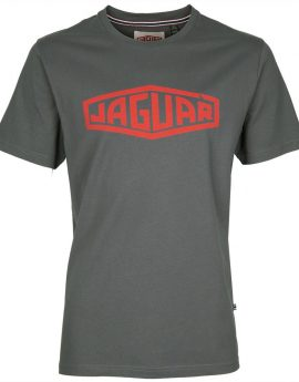 Jaguar Heritage t-shirt grijs
