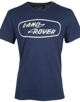 Land Rover Heritage t-shirt blauw