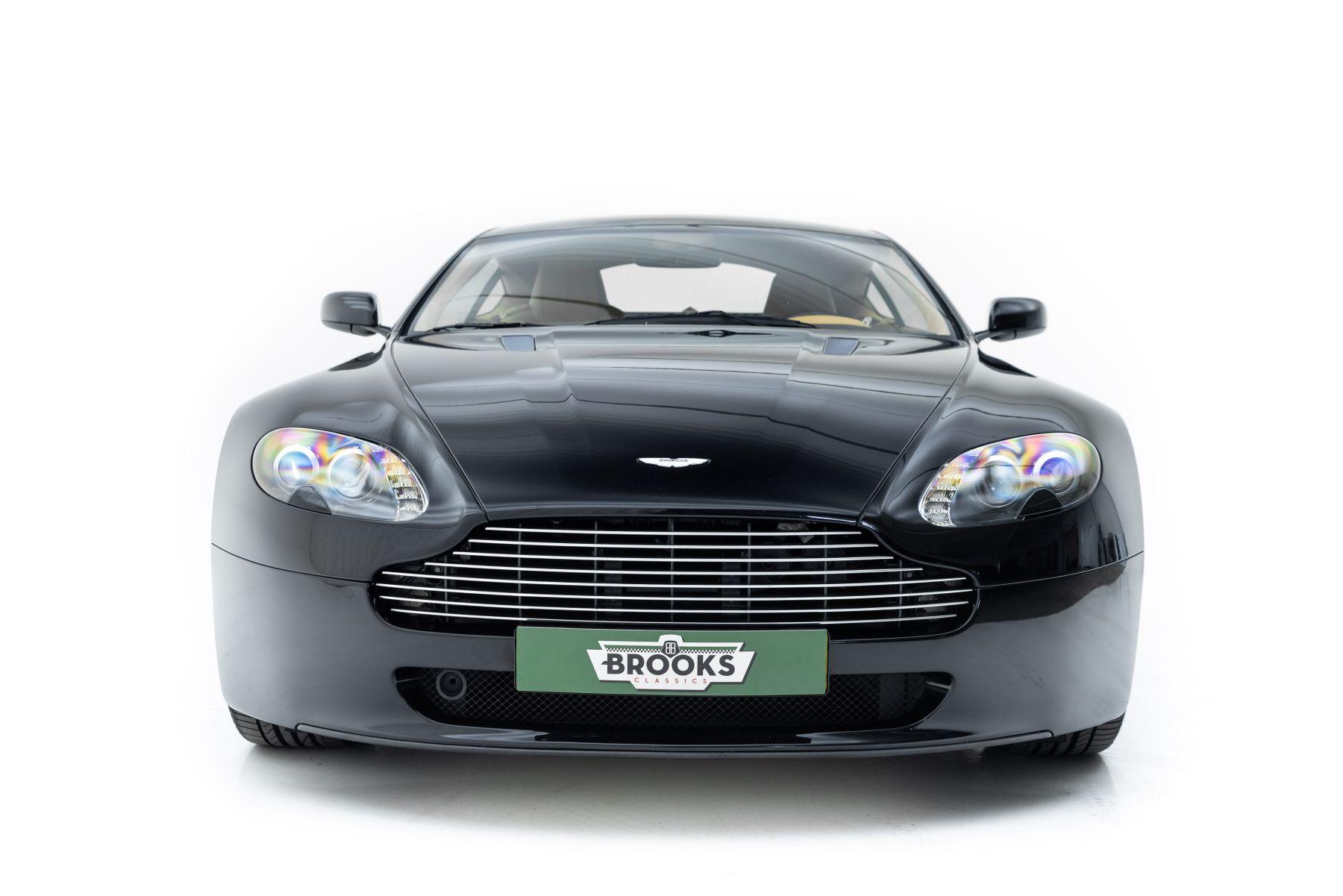 Aston Martin V8 Vantage Sportshift For Sale Brooks Classics Klassiekers Youngtimers